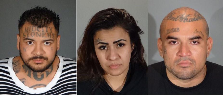 Ba người ở San Jose bị bắt giữ do liên quan đến một án mạng hồi năm 2016