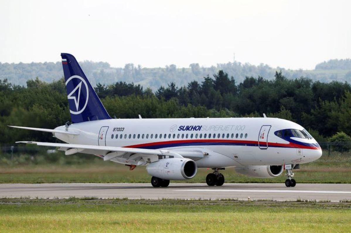 Superjet do Nga sản xuất giành được hợp đồng của Liên Hiệp Quốc