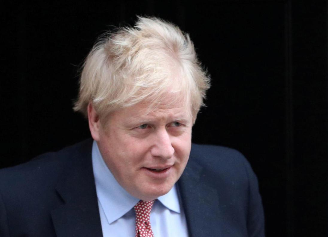 Thủ tướng Anh đang phục hồi từ COVID-19