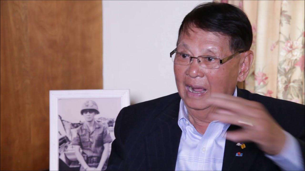 Dân biểu liên bang Harley Rouda (Địa Hạt 48) gửi đến hạ viện lời vinh danh thiếu tướng Lê Minh Đảo