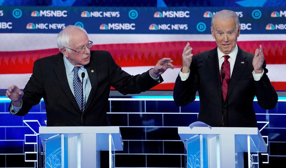 Thượng Nghị Sĩ Bernie Sanders tuyên bố ủng hộ Joe Biden đại diện đảng Dân Chủ trong cuộc tranh cử Tổng Thống 2020