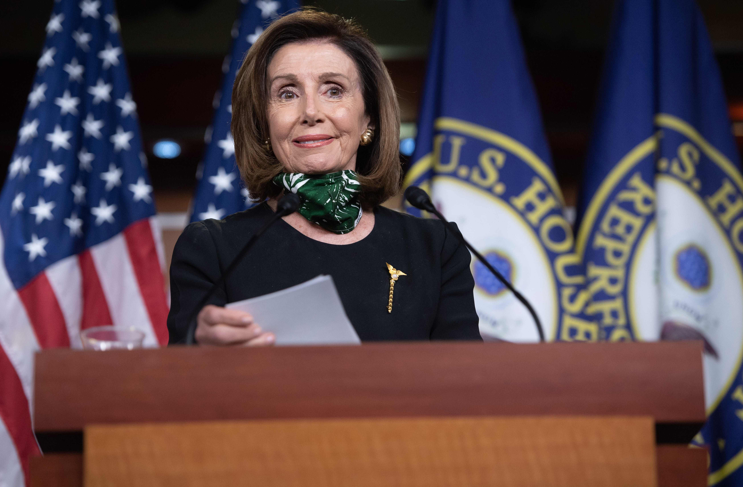 Hạ Viện chuẩn bị bỏ phiếu cho dự luật 3 ngàn tỷ của Đảng Dân Chủ