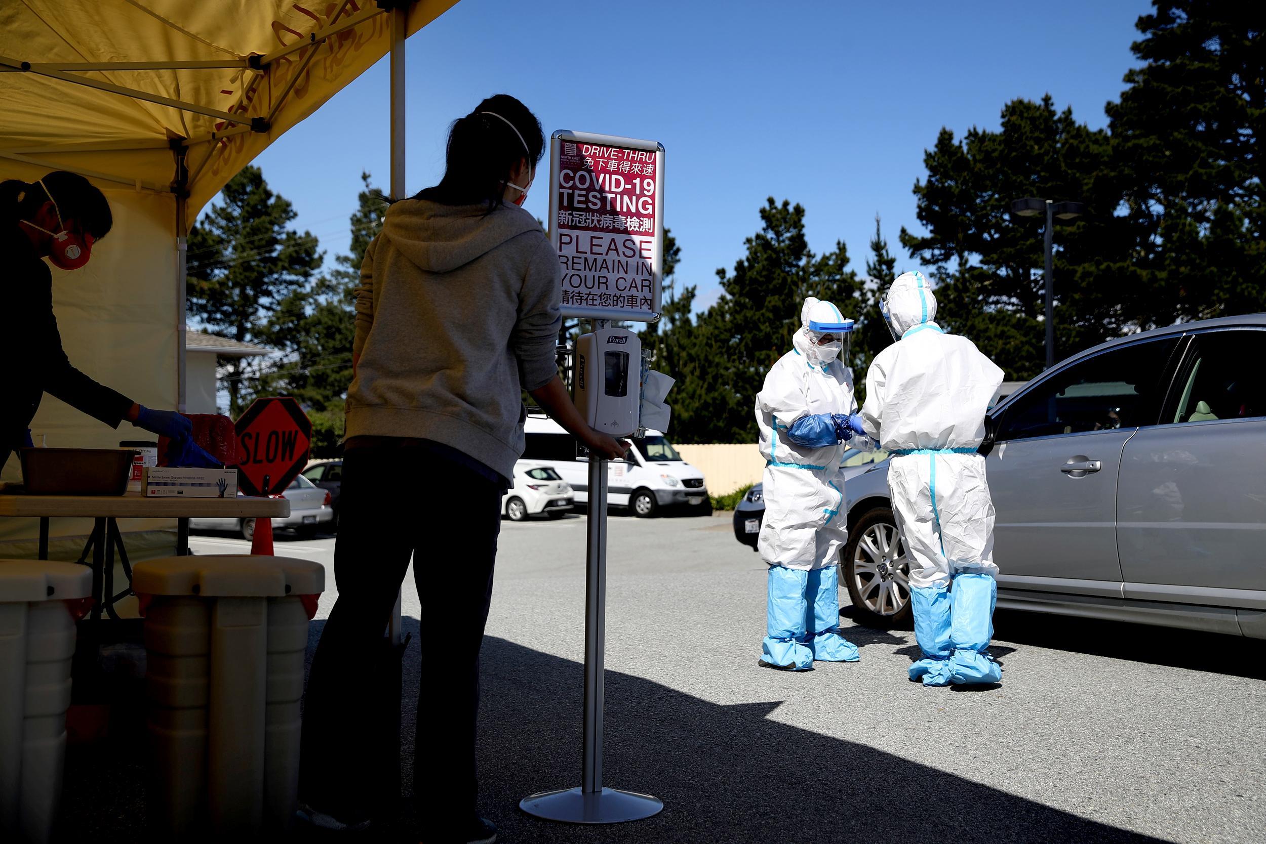 Các nhà nghiên cứu cho biết tỷ lệ tử vong vì COVID-19 của người Mỹ gốc Á ở San Francisco là rất đáng lo ngại