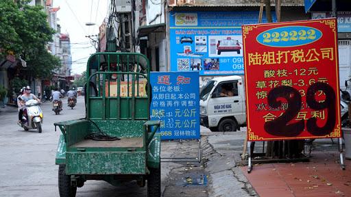"""Người Trung Cộng lập xóm, lập phố tự do ở Việt Nam nhưng bộ công an nói vẫn """"an toàn"""""""