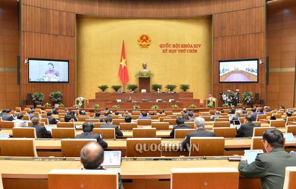 CSVN khai mạc kỳ họp quốc hội thứ 9 để quyết định một số nhân sự