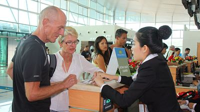 Công dân 80 quốc gia được vào Việt Nam bằng Visa điện tử