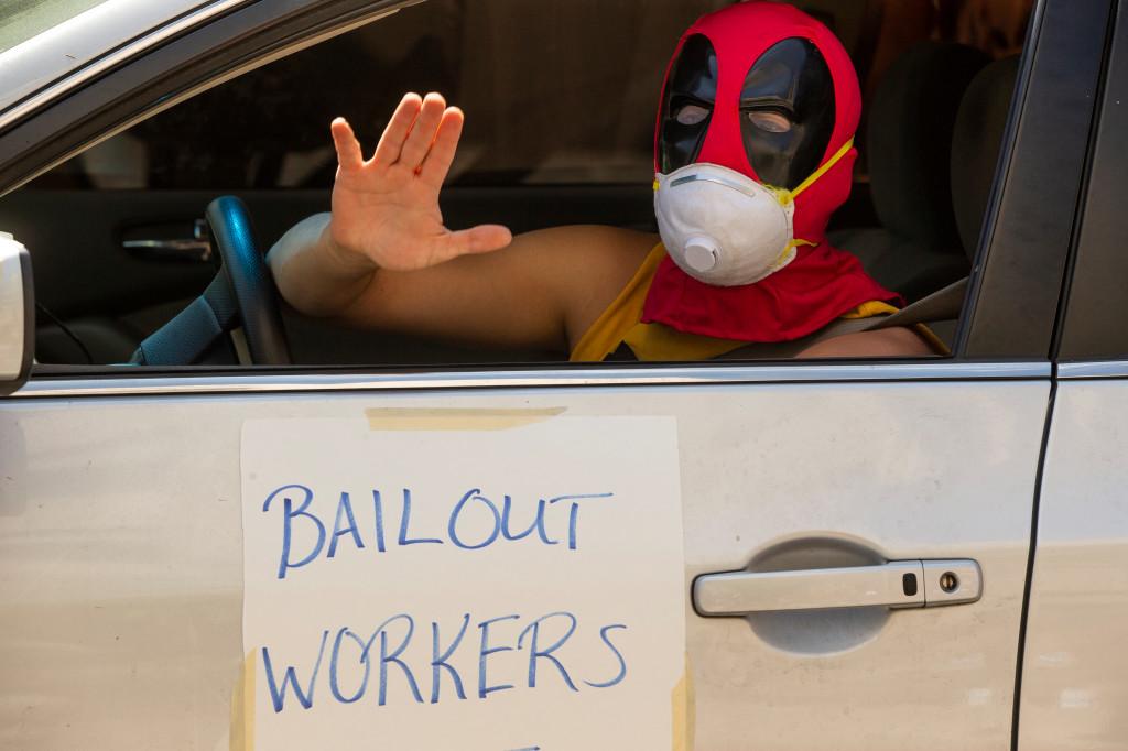 Người thất nghiệp tại quận Cam có thể xin trợ cấp 800 Mỹ kim từ chương trình lao động