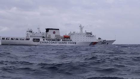 CSVN tăng cường trực chiến ở biển Đông
