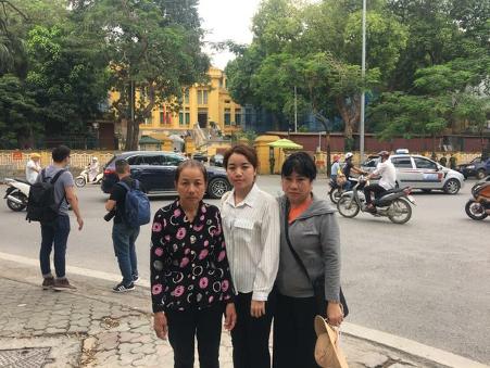 Gia đình tử tù Hồ Duy Hải tiếp tục kêu cứu, gửi đơn đến chủ nhiệm Uỷ ban tư pháp quốc hội