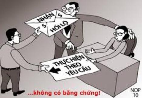 Công chức hạch sách người dân ở cả 63 tỉnh thành ở Việt Nam