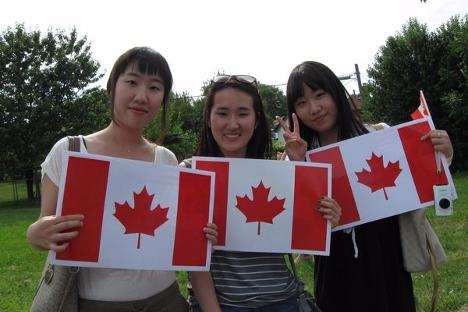 Sinh viên Việt Nam ở Canada không muốn về nước tránh dịch COVID-19