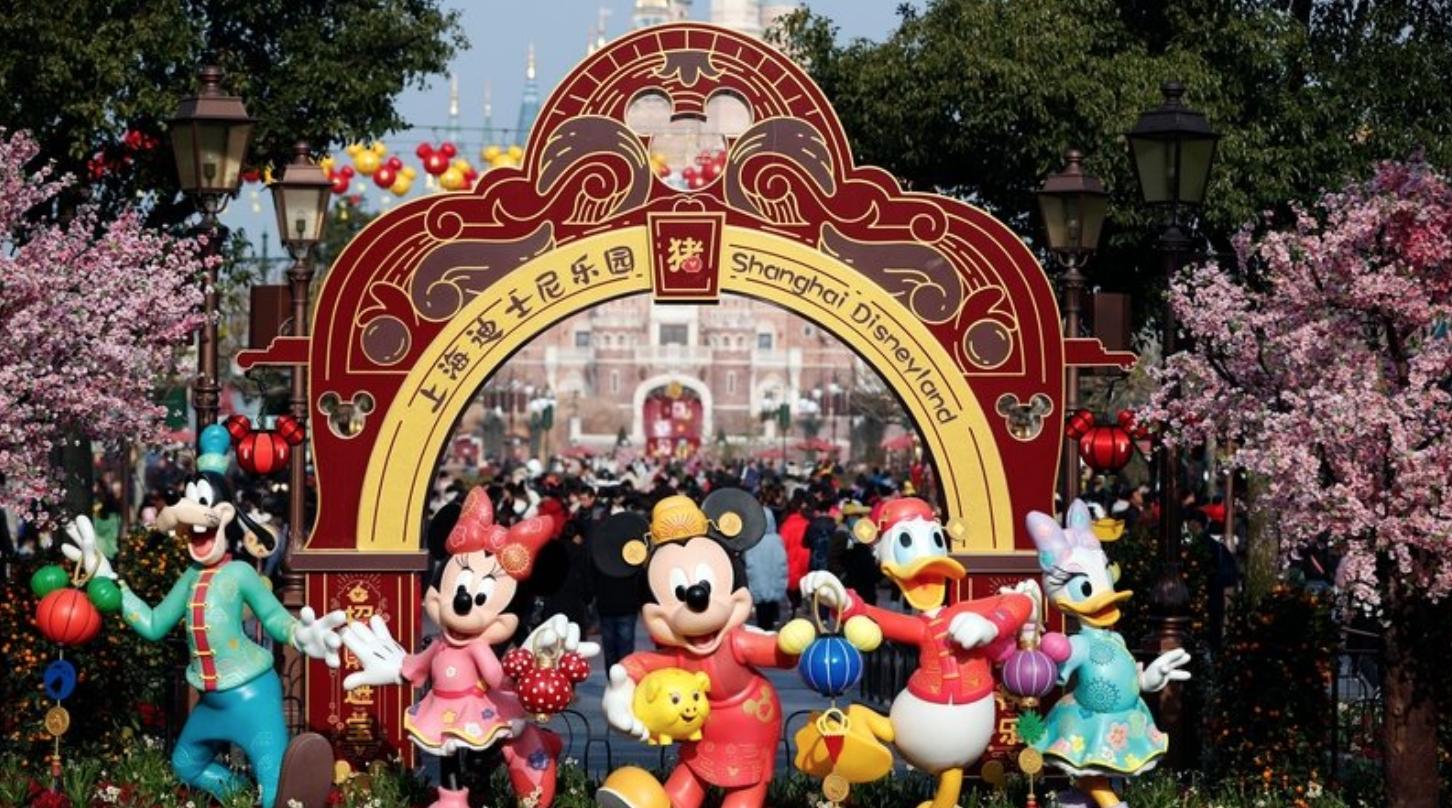 Disney thử nghiệm chiến lược tái mở cửa tại Shanghai Disneyland