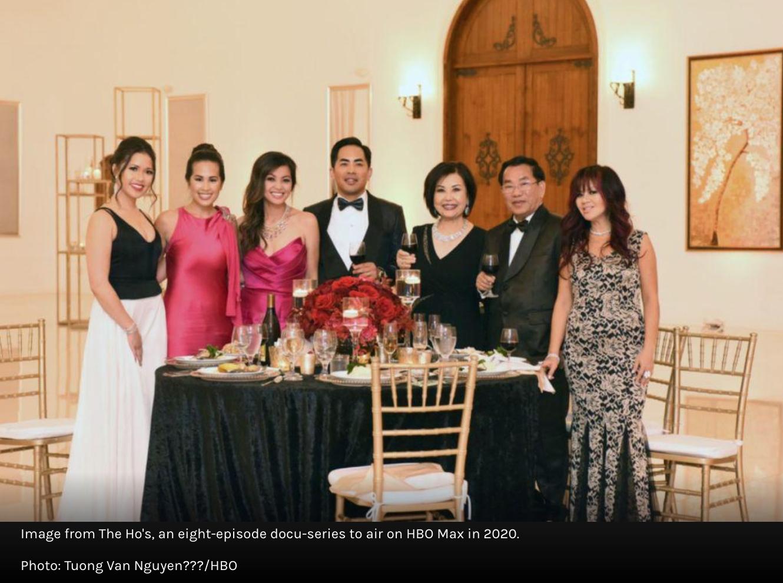 Chương trình truyền hình thực tế của HBO về gia đình người Việt ở Houston