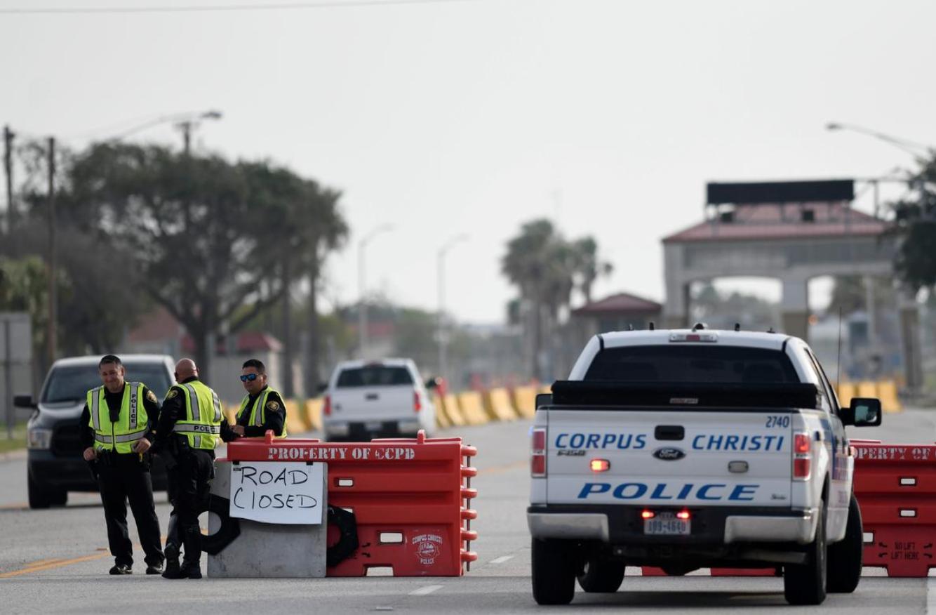 Nghi can khủng bố bị bắn chết tại căn cứ Hải quân ở Texas là công dân Hoa Kỳ gốc Syria