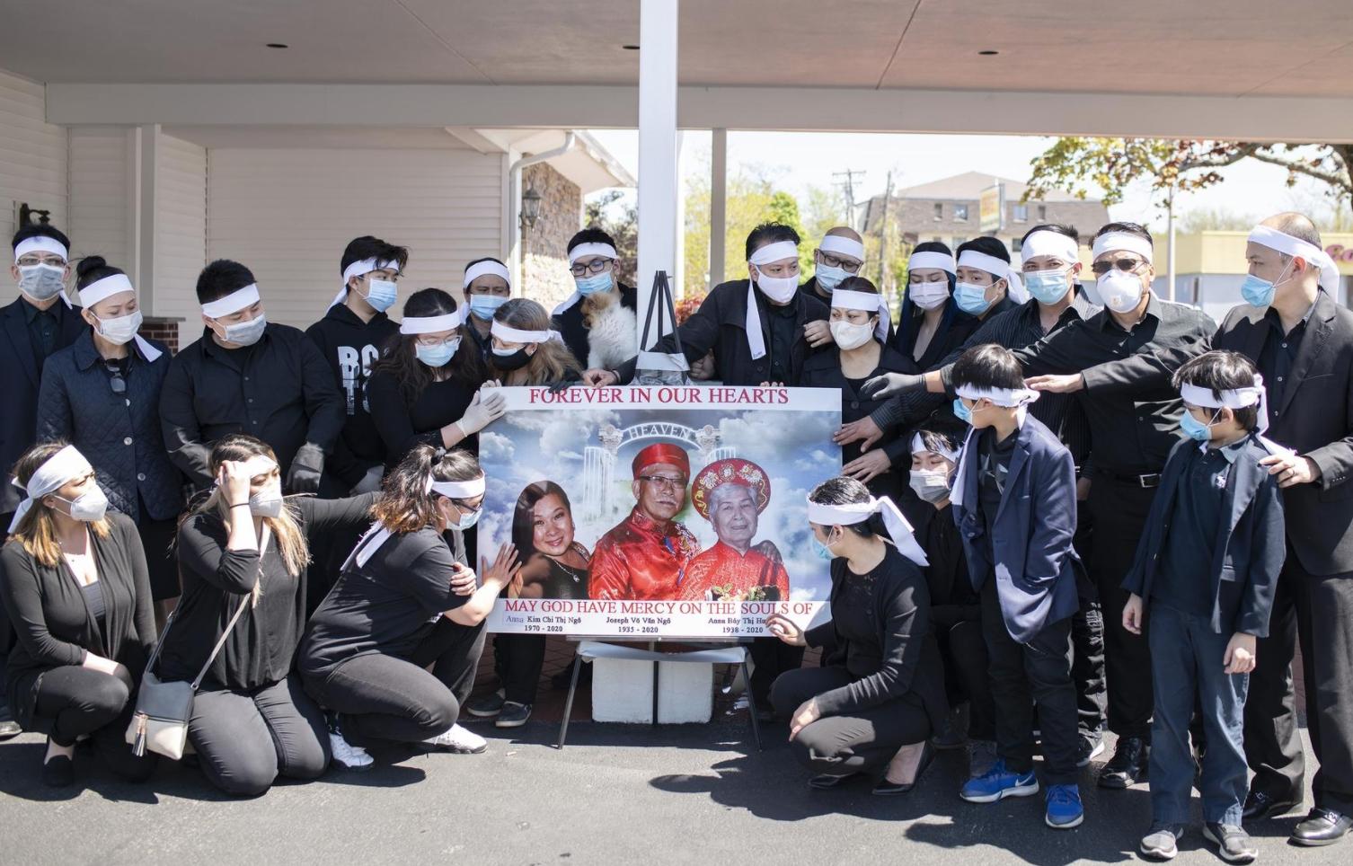 3 thành viên một gia đình gốc Việt tử vong trong vòng 1 tuần vì coronavirus