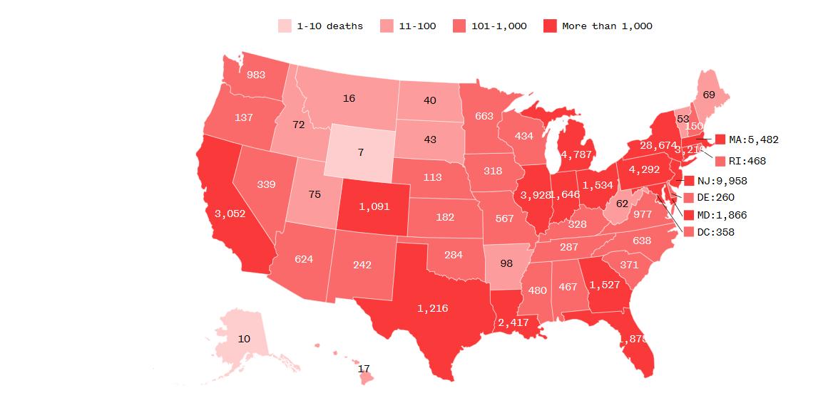 Cập nhật về tình hình nhiễm bệnh conronavirus trên toàn cầu và Hoa Kỳ