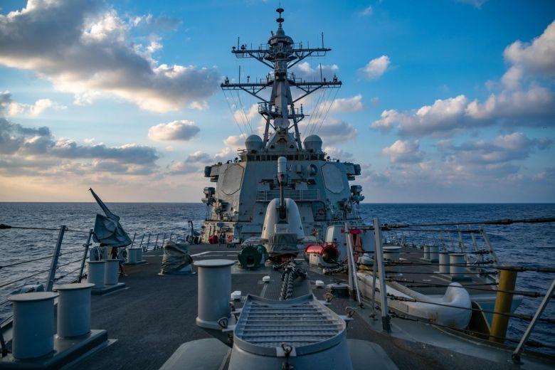 Hoa Kỳ và Trung Cộng có nguy cơ đối đầu tại khu vực biển Đông
