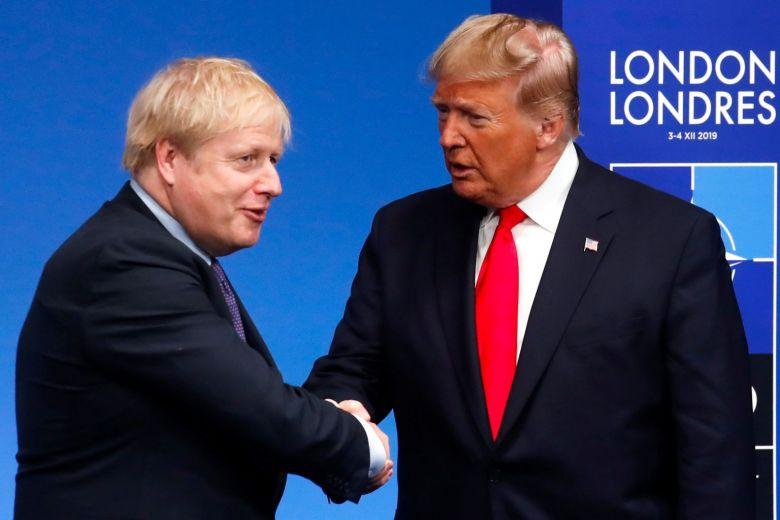 Bộ Trưởng Anh Quốc bắt đầu đàm phán thương mại với Hoa Kỳ vào tuần tới