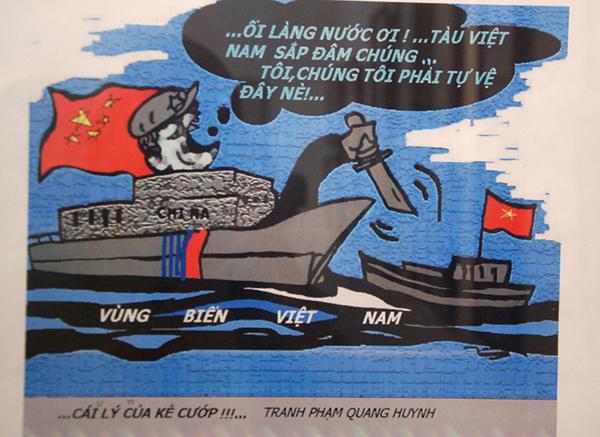 Lãnh đạo Việt nam ngủ mê trong vòng tay người Tầu (Phạm Trần)