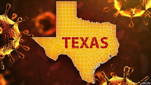 Texas báo cáo số ca nhiễm coronavirus mới cao nhất trong một ngày