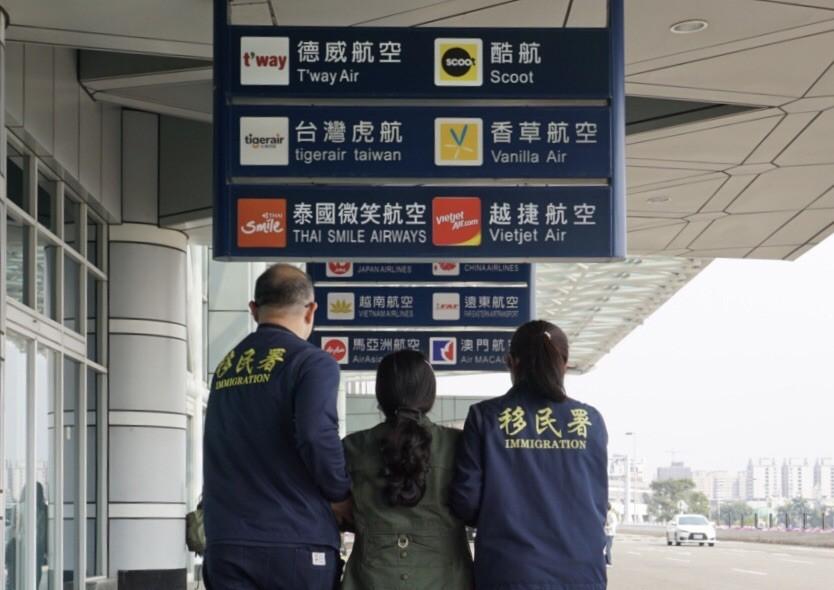 Đài Loan muốn người Việt Nam đã hết hạn visa hồi hương