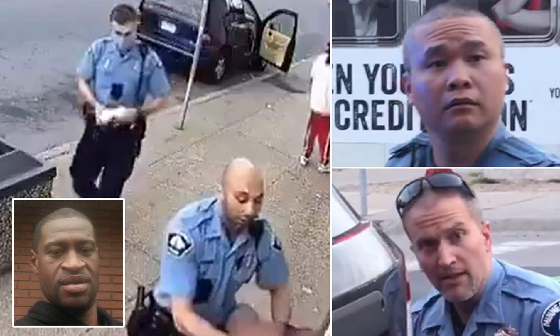 Thêm 3 cựu cảnh sát Minneapolis bị truy tố về các cái chết của George Floyd