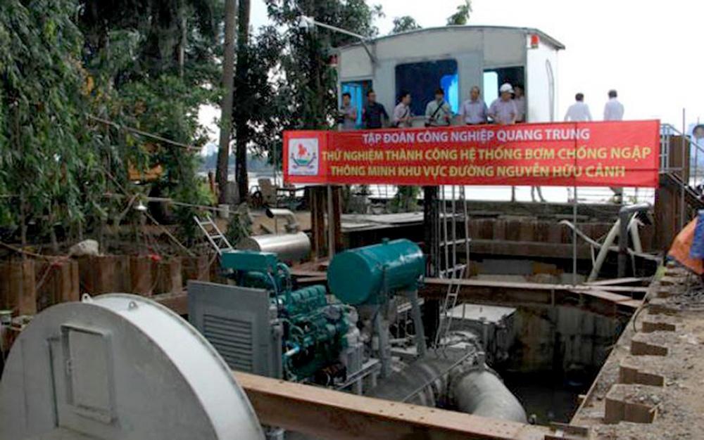 Nhà cầm quyền CSVN tại Sài Gòn muốn thu tiền người dân gần 4,000 đồng/m2 đất để chống ngập