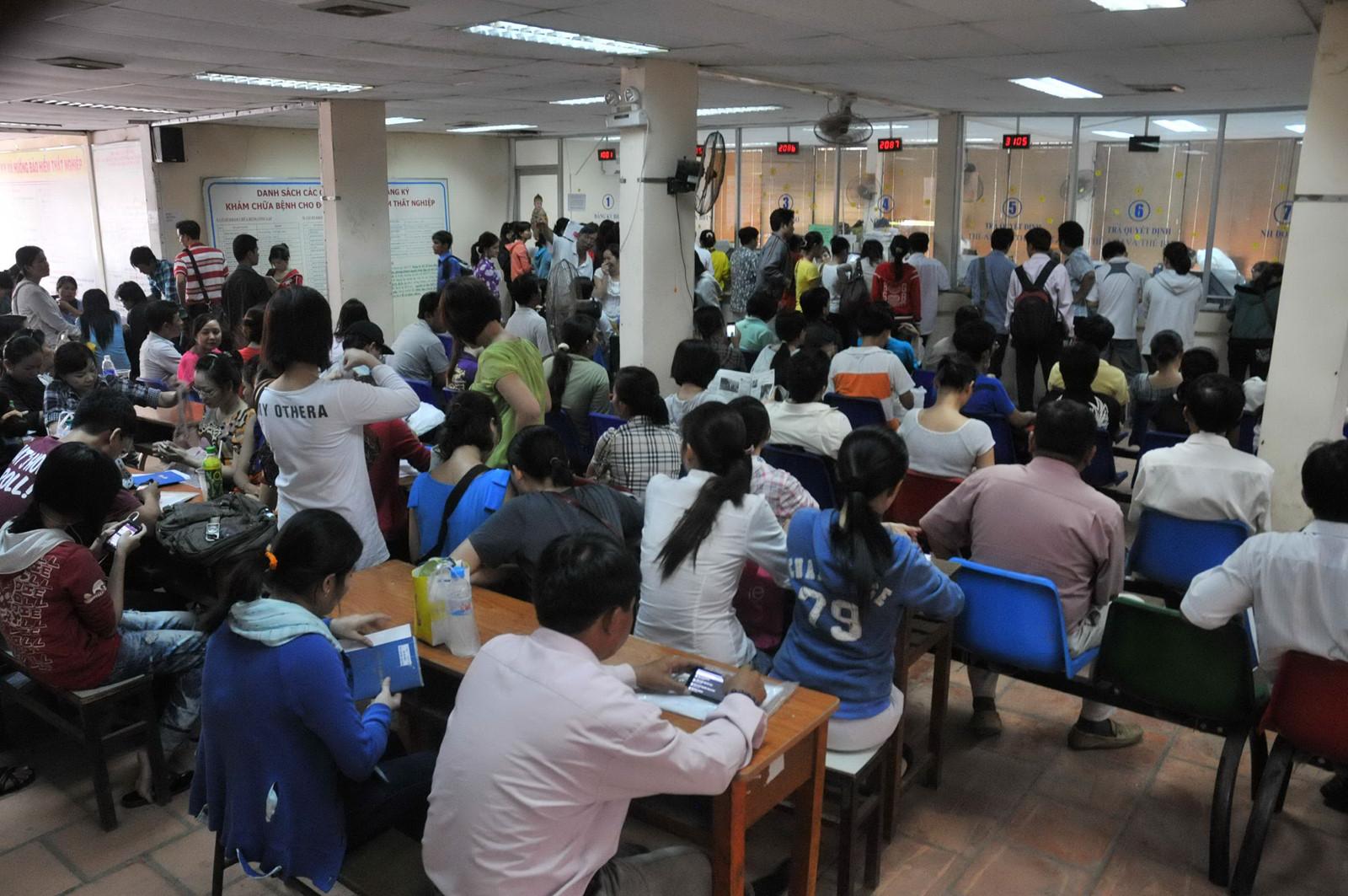 Số người mất việc ở Việt Nam đã tăng lên 8 triệu người
