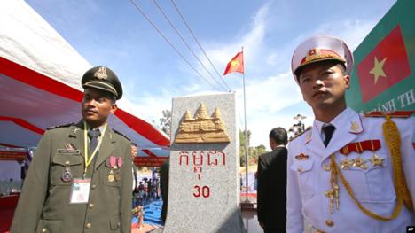 Cambodia triệu tập Đại sứ CSVN về vấn đề biên giới