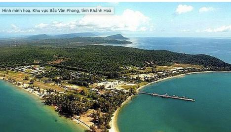 CSVN tạm dừng quy hoạch đặc khu Bắc Vân Phong, chờ quốc hộibù nhìnthông qua dự luật