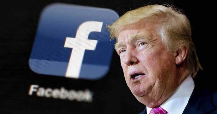 """Facebook gỡ quảng cáo của Tổng Thống Trump vì cho rằng vi phạm chính sách """"kỳthị có tổ chức"""""""