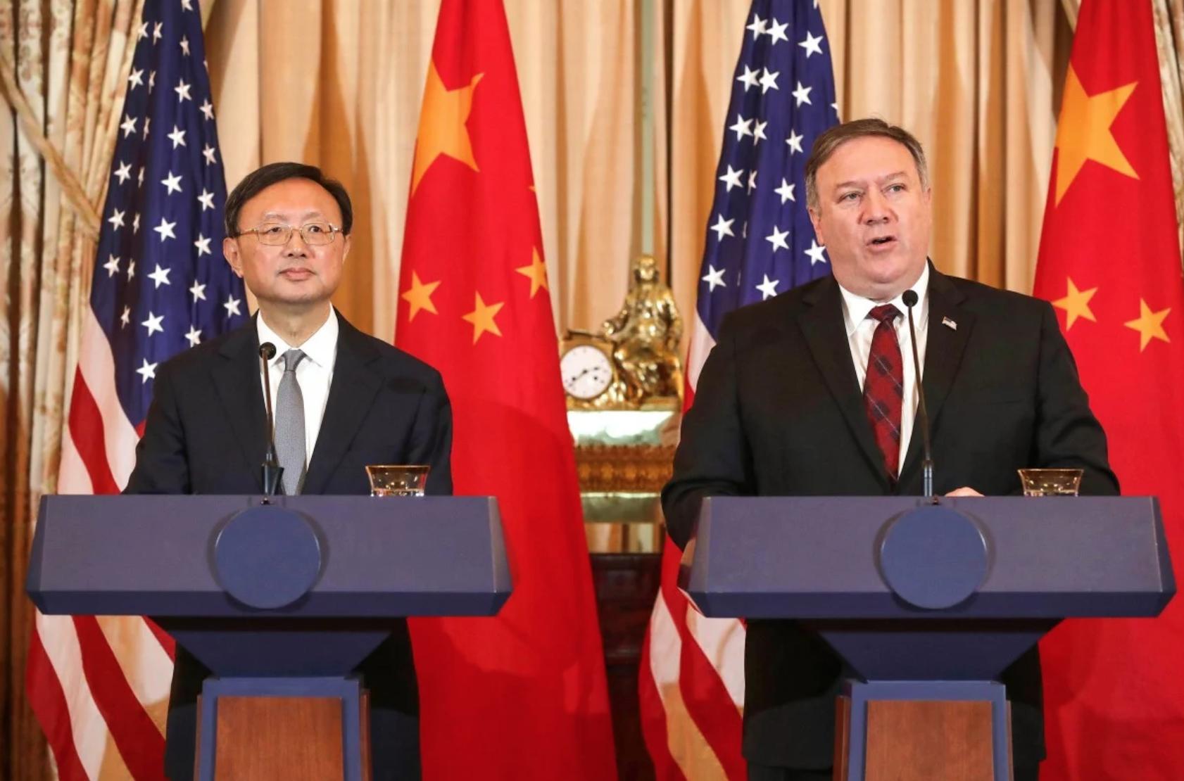 Ngoại Trưởng Hoa Kỳ Mike Pompeo sẽ gặp nhà ngoại giao hàng đầu Trung Cộng vào thứ Tư tới đây