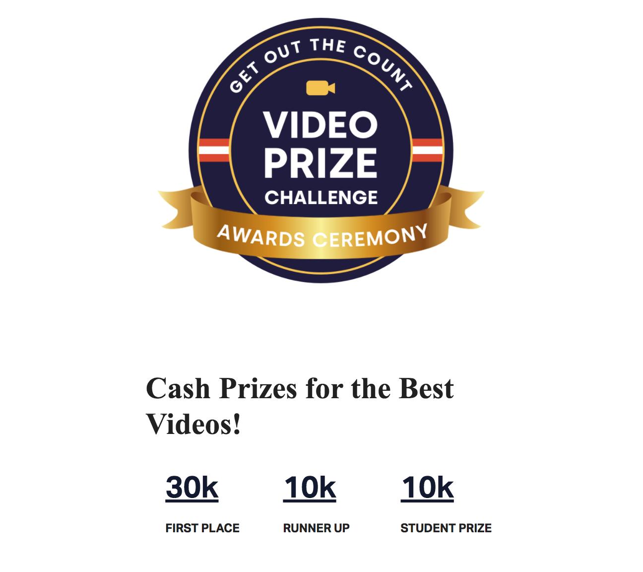"""Cục Thống Kê Dân Số tổ chức cuộc thi """"Video Thống Kê Dân Số năm 2020"""""""