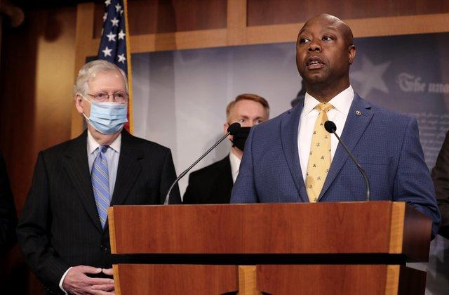 Đảng Dân Chủ Thượng Viện chận dự luật cải tổ ngành cảnh sát của phe Cộng Hòa