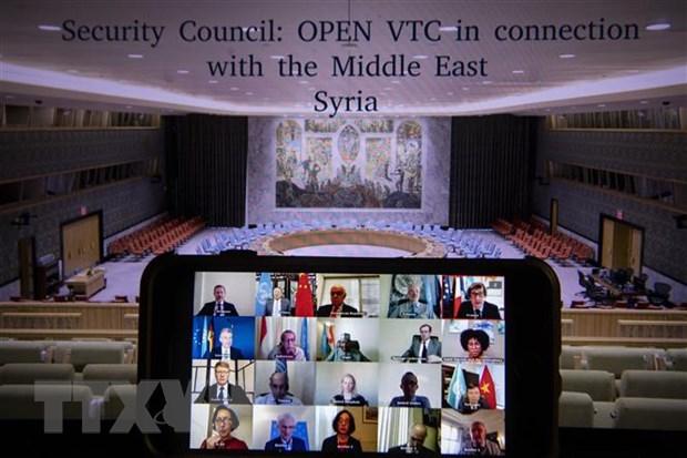 Phái đoàn CSVN kêu gọi Hội Đồng Bảo An Liên Hợp Quốc hỗ trợ nhân đạo cho Syria