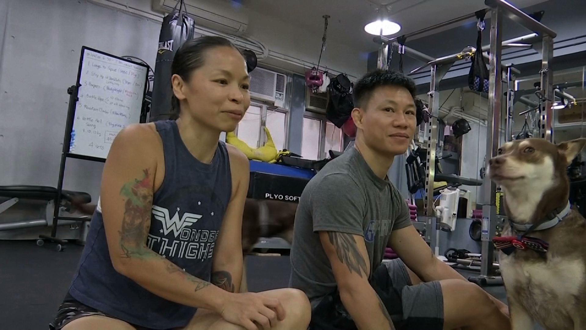 Cặp vợ chồng mới cưới Hồng Kông bị buộc tội bạo loạn được tuyên bố vô tội