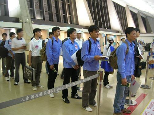 Xuất cảng lao động ở Việt Nam giảm mạnh