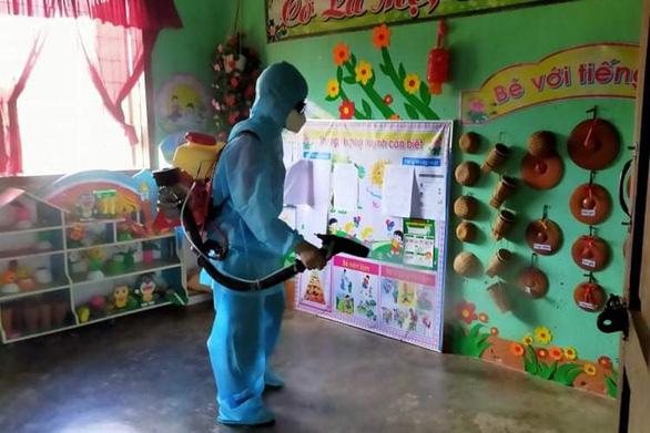 Gần 40 trường học ở Kon Tum phải đóng cửa sau khi nhiều học sinh bị nhiễm bệnh bạch hầu