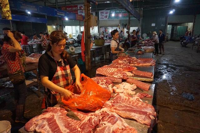 Giá thịt heo lại tăng sau khi Thủ tướng CSVN yêu cầu giảm
