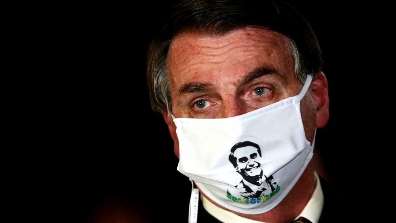 Tổng Thống Brazil dương tính với coronavirus