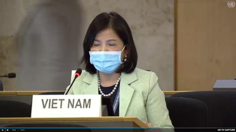 CSVN nói tôn trọng nhân quyền dù bị chỉ trích nặng nềvì vi phạm quyền con người