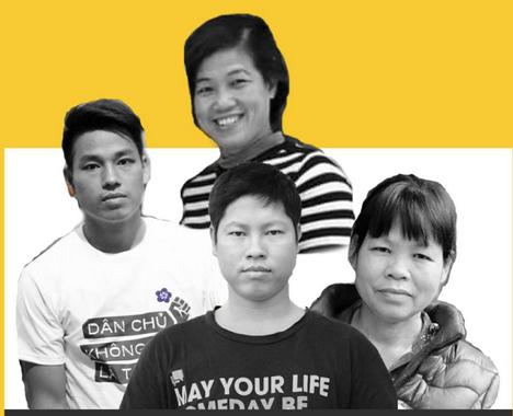10 tổ chức nhân quyền quốc tế kêu gọi CSVN tôn trọng nhân quyền, phóng thích tù nhân lương tâm