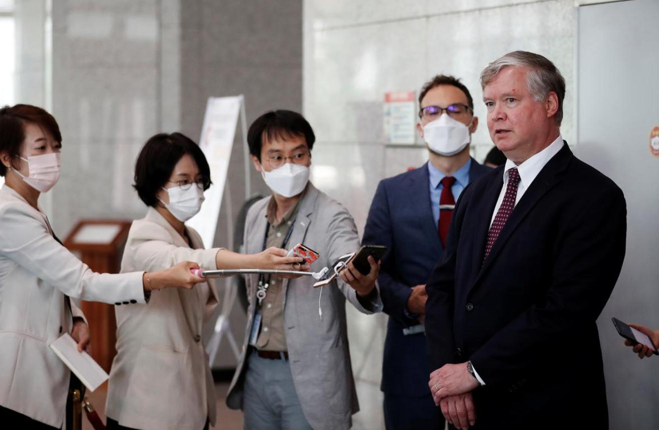Đặc phái viên Hoa Kỳ kết thúc chuyến thăm Nam Hàn bị lu mờ bởi căng thẳng với Bắc Hàn