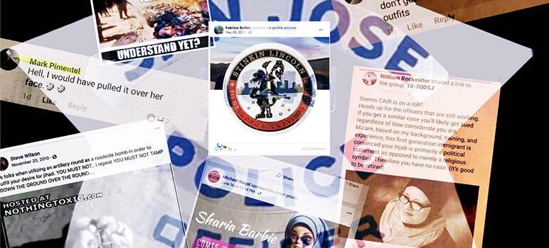 Một nhóm cảnh sát thành phố San Jose bị phát hiện đăng tải nội dung kỳ thị chủng tộc lên Facebook