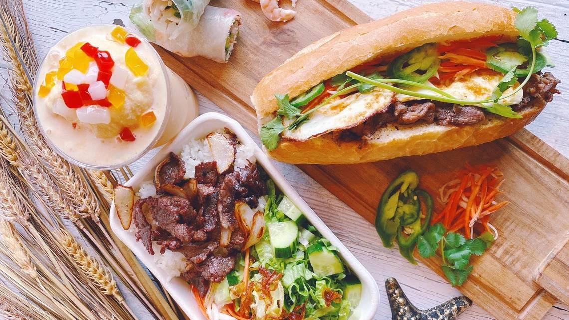 Quán bánh mì Việt Nam mới khai trương tại Tacoma