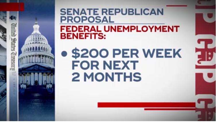 Đảng Cộng Hòa công bố dự luật giải cứu kinh tế