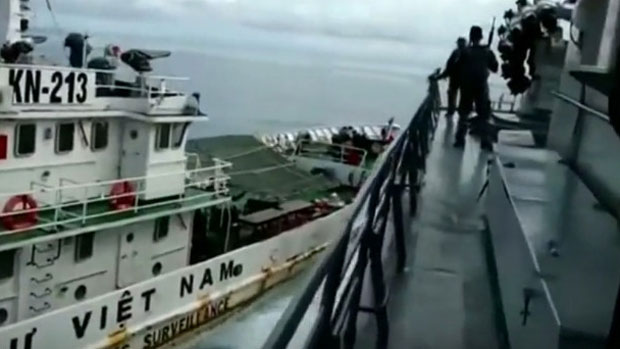Indonesia bắt giữ ngư dân trên tàu đánh cá Việt Nam sau một cuộc ẩu đả trên biển