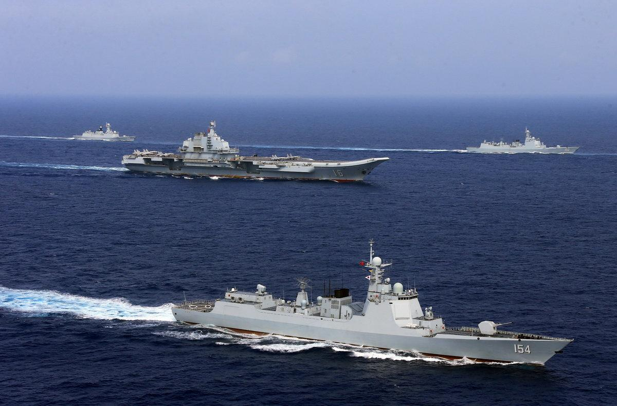 Hoa Kỳ phản đối tuyên bố chủ quyền của Trung Cộng tại biển Đông