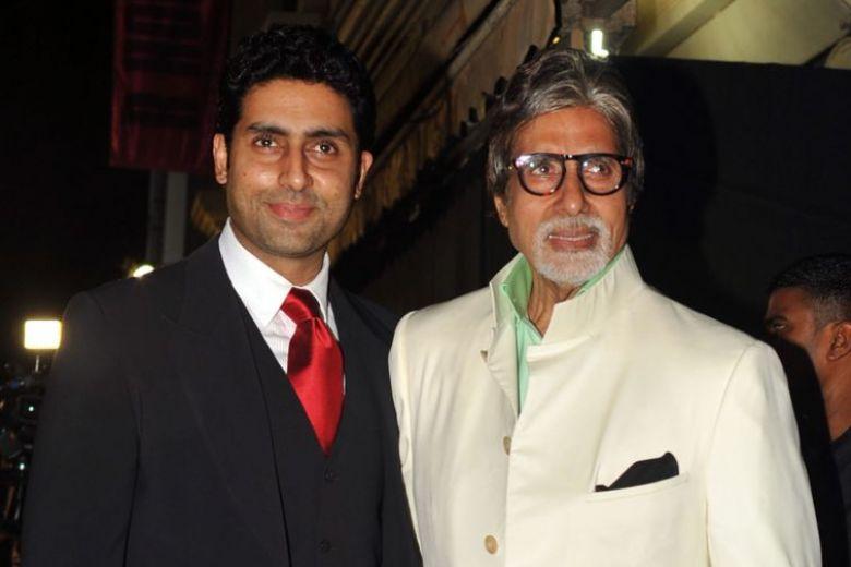 Ngôi sao Bollywood Amitabh Bachchan và con trai Abhishek có kết quả dương tính với COVID-19