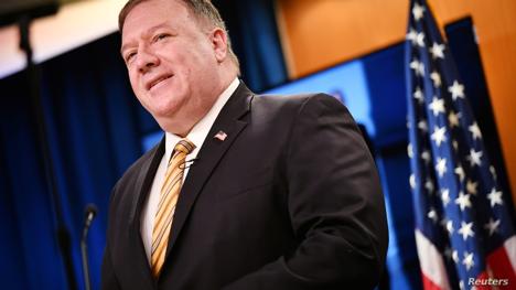 Ngoại Trưởng Pompeo khẳng định Hoa Kỳ cam kết duy trì quan hệ ổn định với CSVN